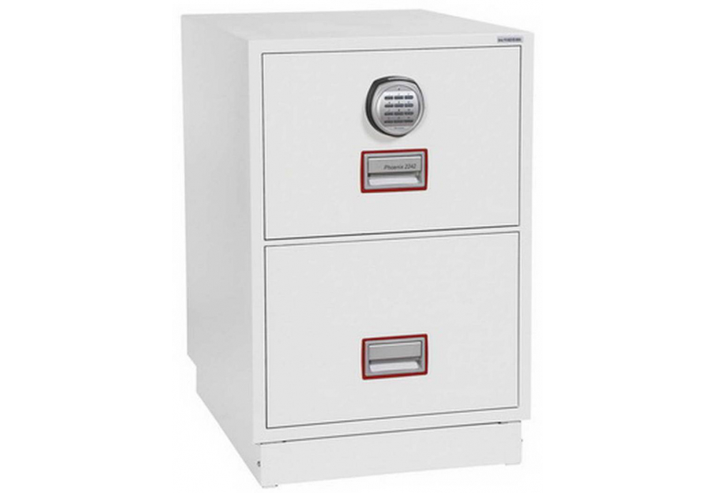 Phoenix Vertical Fire File FS2252E Filing cabinet | SafesStore.co.uk
