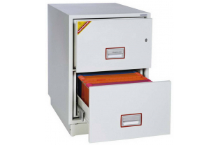 Phoenix Vertical Fire File FS2252K Filing cabinet | SafesStore.co.uk