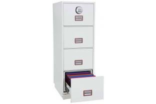 Phoenix Vertical Fire File FS2254E Filing cabinet | SafesStore.co.uk