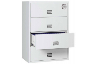 Phoenix Lateral Fire File FS2414E Filing cabinet | SafesStore.co.uk