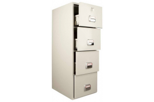 Sun Safe SF 680-4 Drawer Fire Filing cabinet