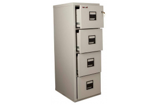 FireKing 4-1922C Filing cabinet | SafesStore.co.uk