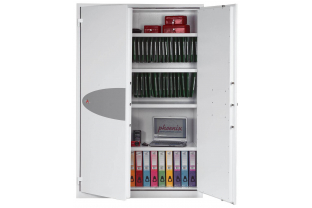 Phoenix Fire Ranger FS1514K Filing cabinet | SafesStore.co.uk