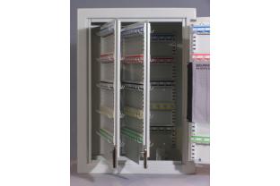Securikey High Security 300 Key Cabinet EL