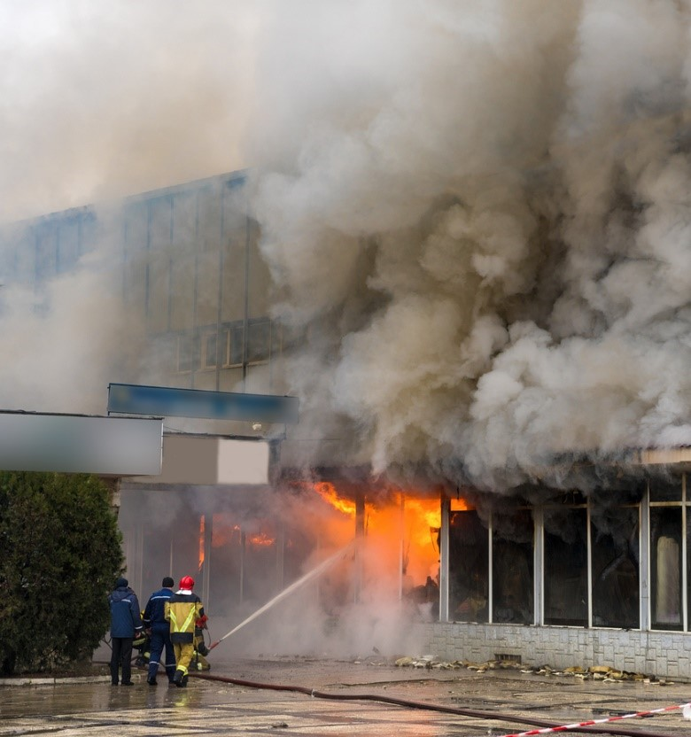UK Home Office Reports Fires on the Rise